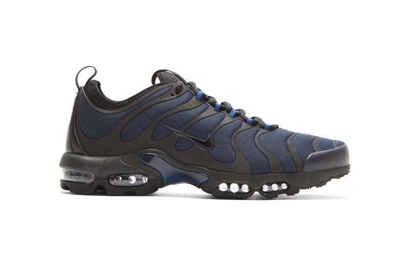 Nike Air Max Plus TN Ultra Black Navy 2018 January Release Date Info Sneakers Shoes Footwear LN CC