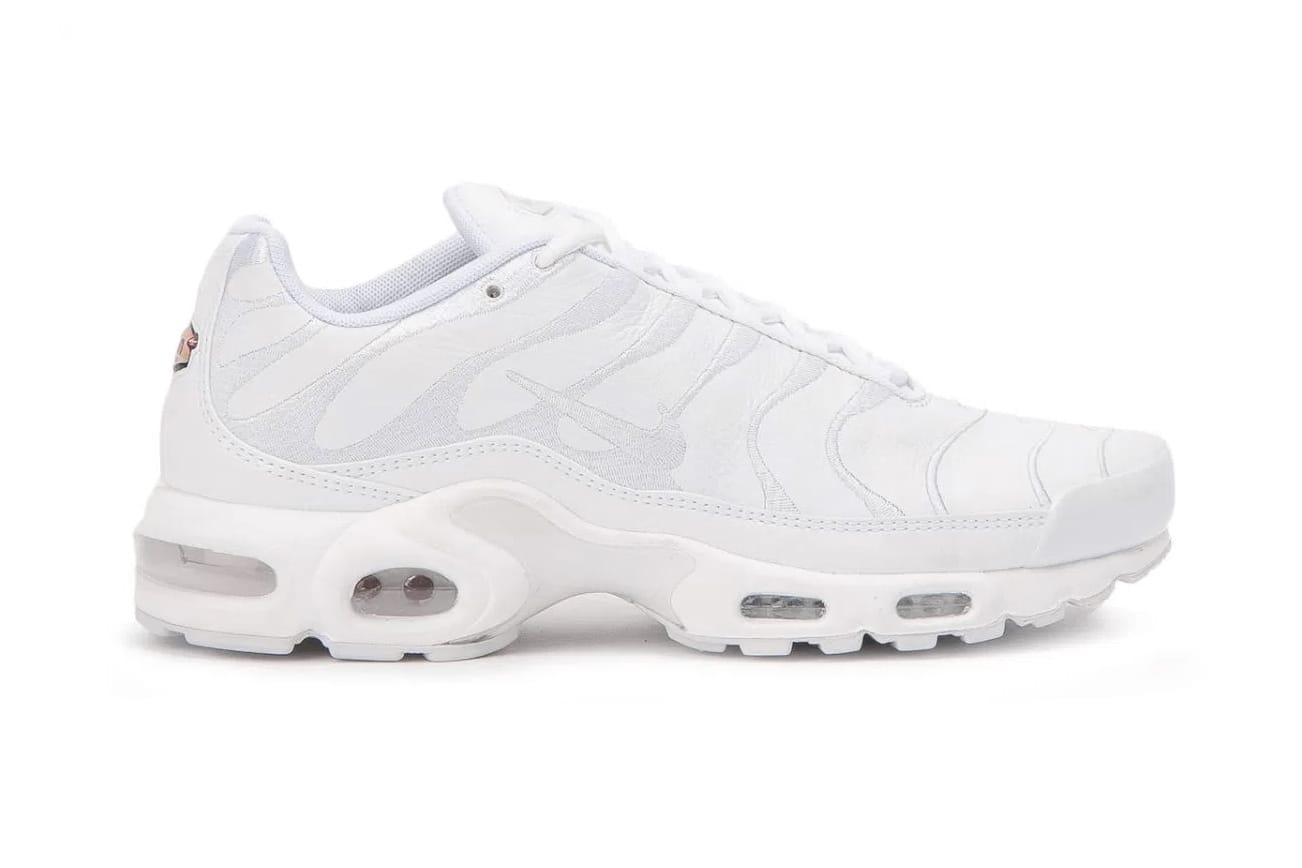nike air max tn all white