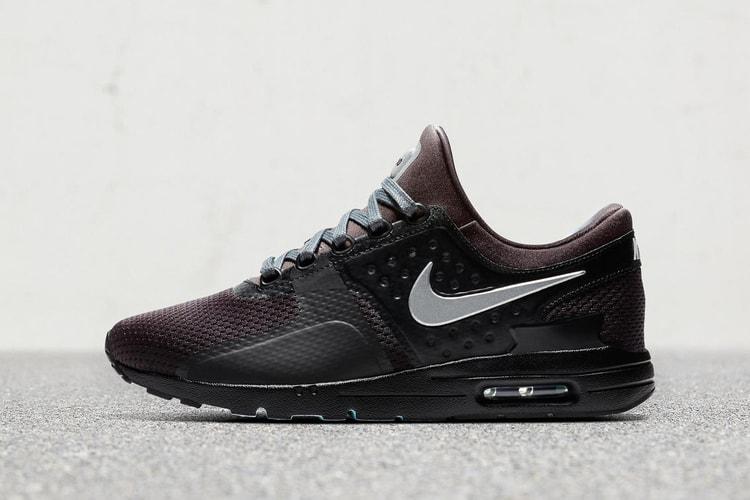 reputable site d88b6 3344b Nike Air Max Zero | HYPEBEAST