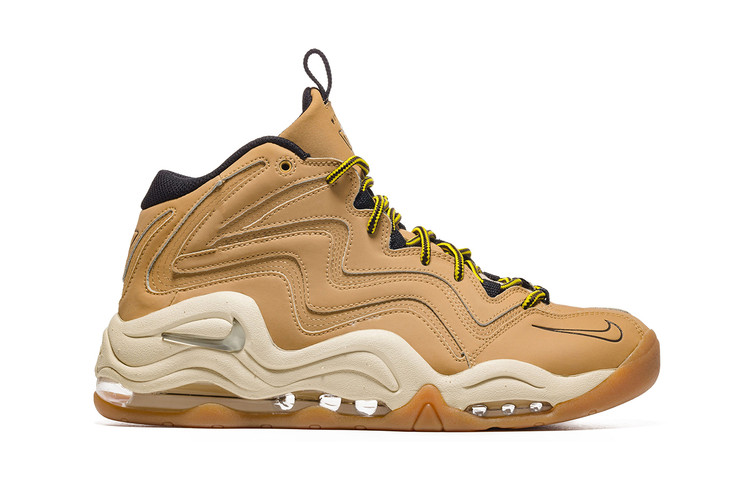 145541e4b359 The Nike Air Pippen 1 Remixed in a Boot-Style Silhouette. Footwear