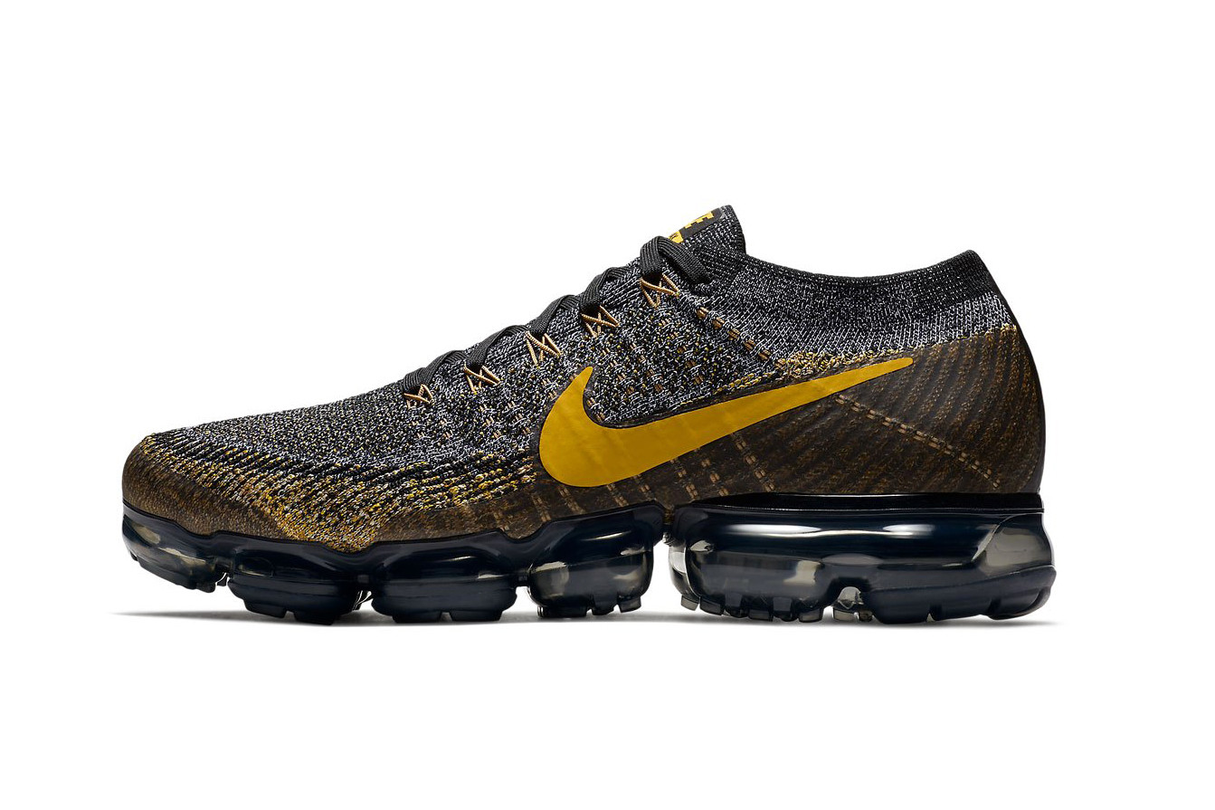 Nike Air Vapormax Mineral Gold Release