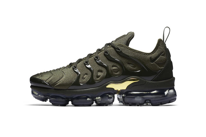 Nike Air VaporMax Plus Cargo Khaki 2018 January Release Date Info Sneakers  Shoes Footwear 9f358c40d