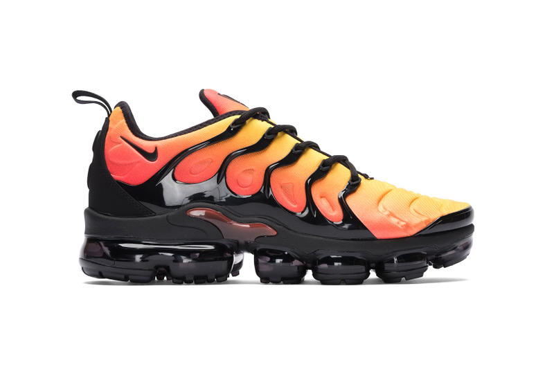 c6ecae2c1afa9 Nike Air Vapormax Plus Total Orange Black 2018 January 25 Release Date Info  Sneakers Shoes Footwear