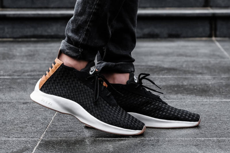 pretty nice a1555 d3b44 Nike Air Woven Boot Black Dark Russet Brown White 2018 January Release Date  Info Sneakers Shoes