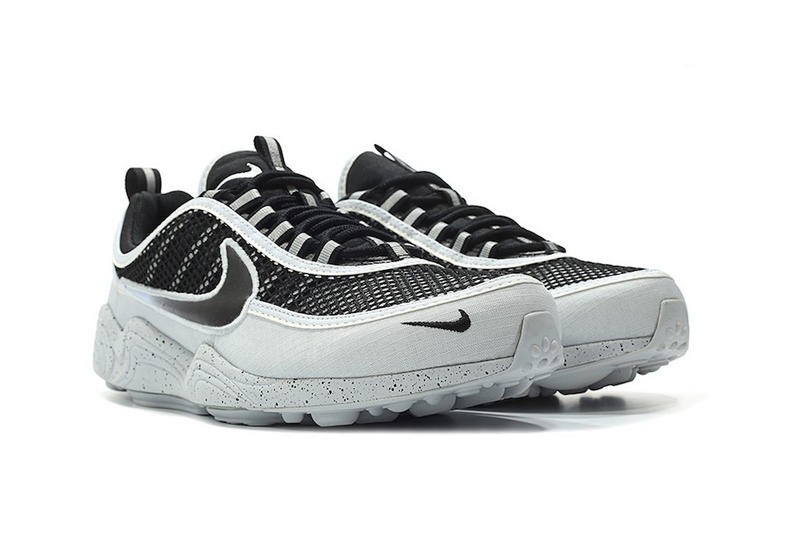 Nike Air Zoom Spiridon Pure Platinum black wolf grey footwear 2018 January Release Date Info Sneakers Shoes The Good Will Out