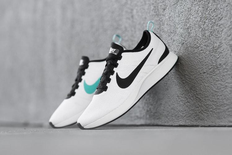 new style 0e07b 2c661 Nikes Dualtone Racer Returns Sporting a Clean White Color Scheme