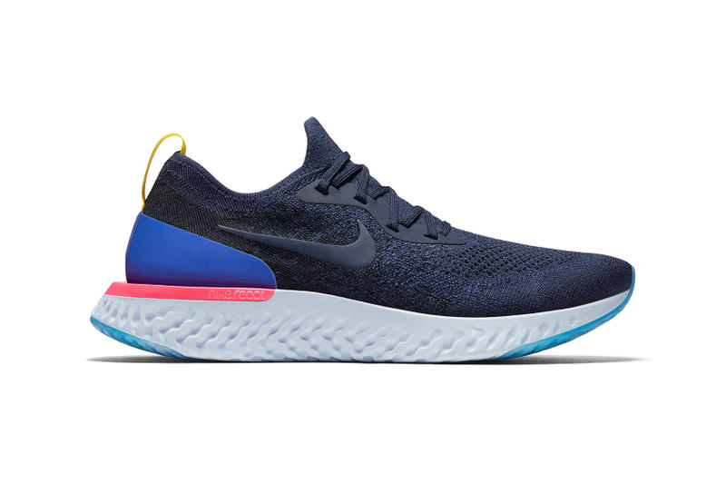 Nike Epic React Flyknit Running Shoe Lunar Epic 2 Mark Parker
