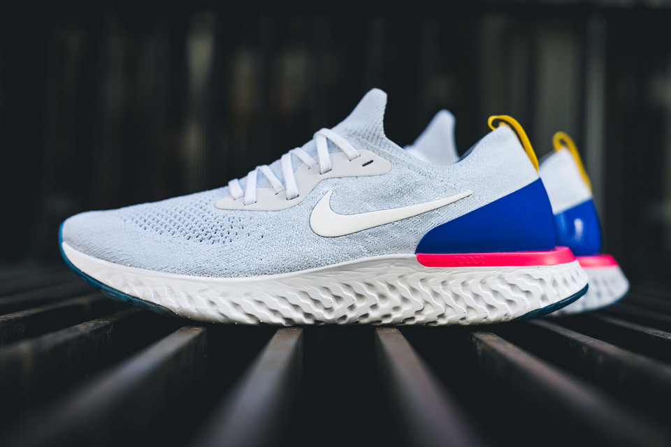 Why the Nike Epic React Flyknit Is a Sneaker for All Athletes