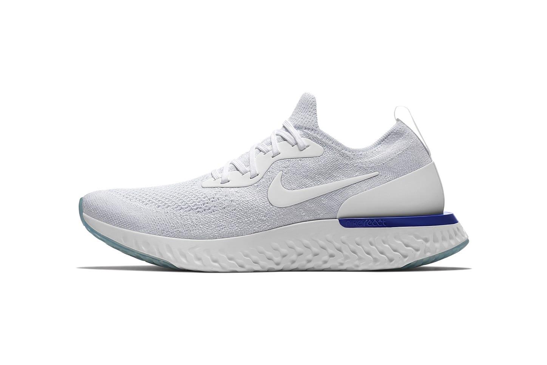 Nike Epic React Flyknit Nike+ Debut in