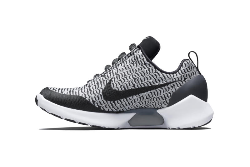 Nike Hyperadapt 1 0 Silver Black 2018 January February Release Date Info Sneakers Shoes Footwear electro adaptive reactive lacing