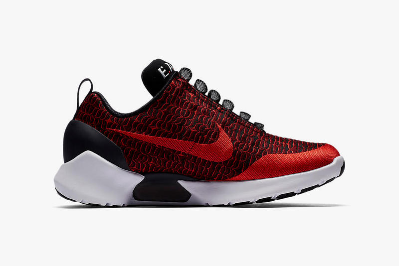 Nike HyperAdapt 1.0 Habanero Red Release Info Date Drops January 12 2018 flywire EARL electro Adaptive Reactive Lacing tinker hatfield