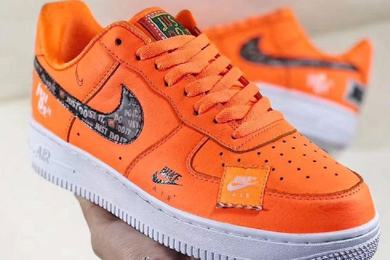 Nike Air Force 1 And Air Max Just Do It Pack Hypebeast
