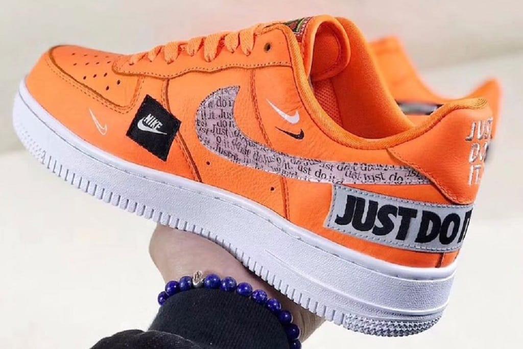 Nike Air Force 1 and Air Max \
