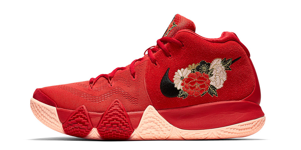 7ef58a253e2e Nike Kyrie 4 Chinese New Year Red Release Date