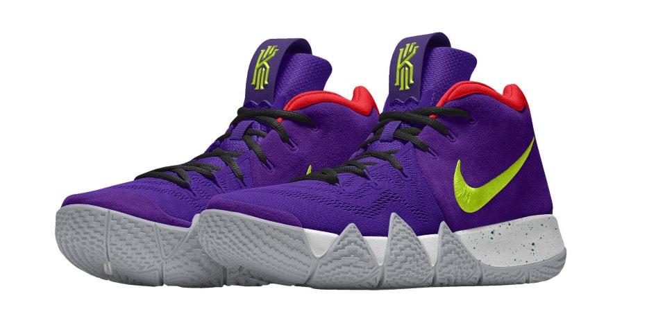 cheap for discount 768d0 99d5a ... Nike Kyrie 4 NIKEiD HYPEBEAST ...