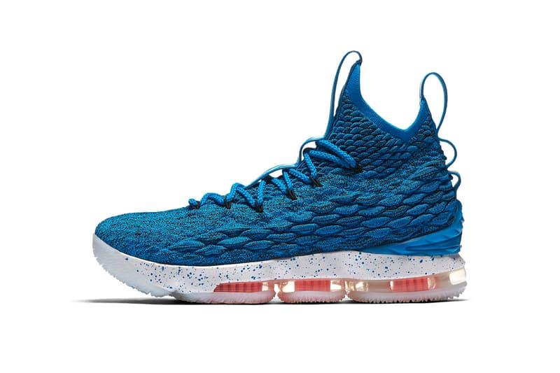 d618dc50a036 Nike LeBron 15 HWC Nike Basketball LeBron James release date footwear  february 9 2018 Basketball LeBron