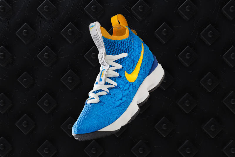 Nike LeBron James Watch Program LeBron 15 PE Player Exclusive