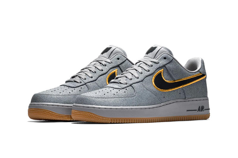 promo code ea359 1da12 Nike NBA City Edition Air Force 1 release date purchase Nike ID