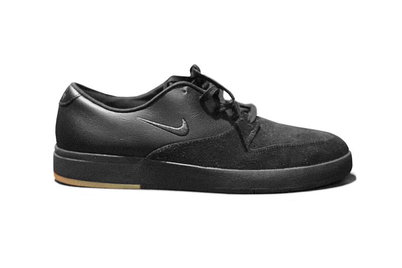 Nike SB P-ROD 10 Paul Rodriguez Skateboarding Black Colorway Grey Colorway Jordan 1