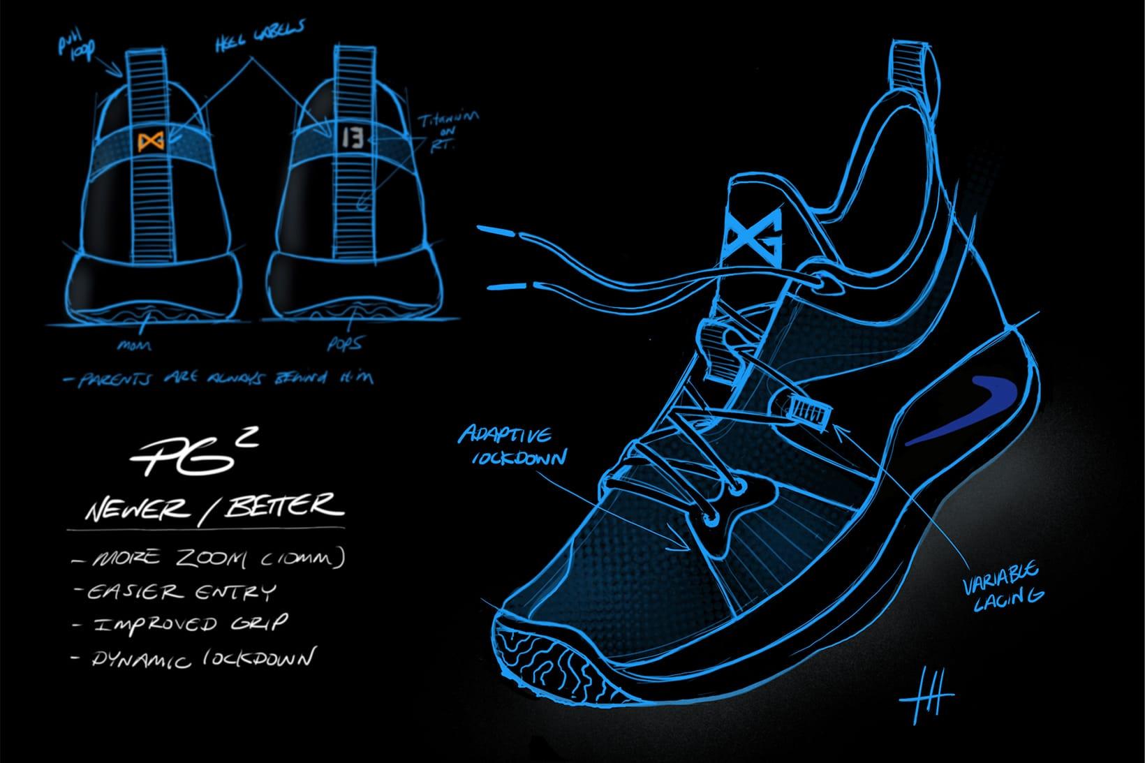 Nike PG2 \