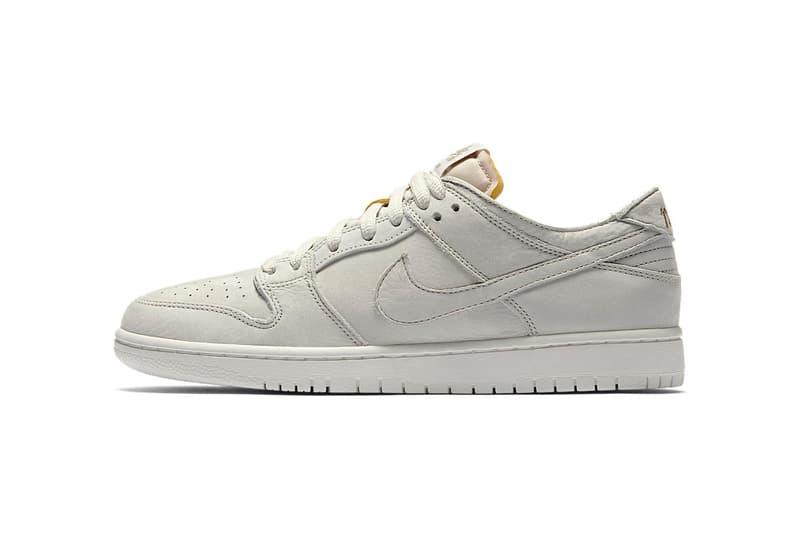 various colors 4a58c fe107 Nike SB Dunk Low Decon Light Bone Summit White footwear Release Date Drops  Info January 11