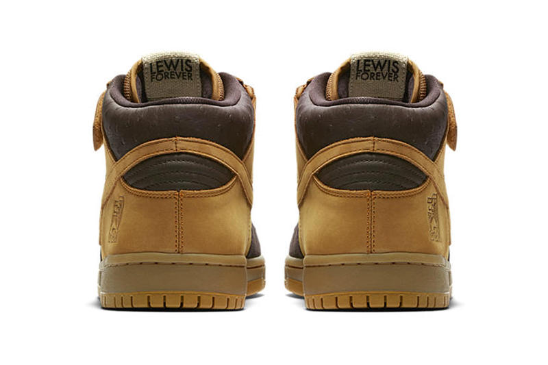 Nike SB Dun Mid Lewis Marnell Tribute Homage 2018 January 18 Release Date Info Sneakers Shoes Info