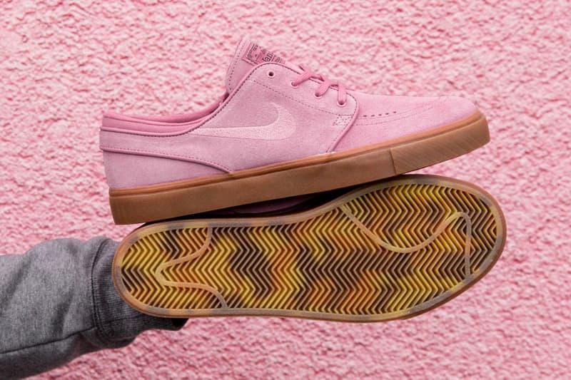dc659ca56162 Nike SB Zoom Stefan Janoski Elemental Pink Valentines Day 2018 January  February Release Date Info Sneakers