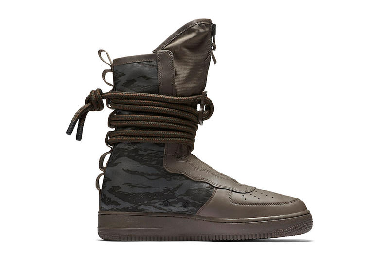 Nike SF-AF1 Ridgerock Special Field Air Force 1 January 12 2018 Release