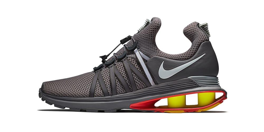Nike Shox Gravity in Grey | HYPEBEAST