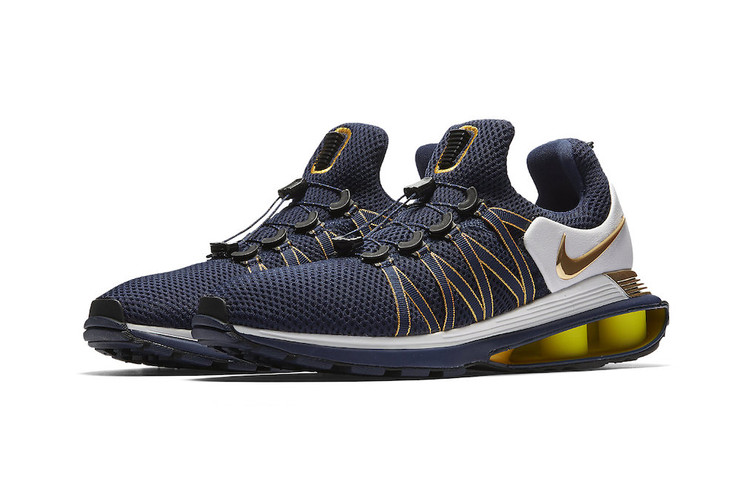 "318c2eda295 Nike s Shox Gravity Will Soon Drop in ""Midnight Navy"""