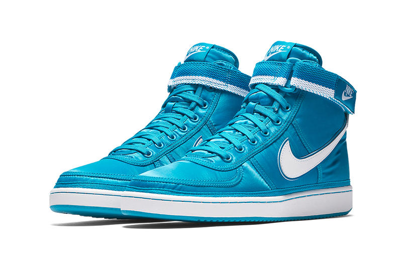 "fca6502b48a Nike Vandal High Supreme ""Blue Orbit"" Release"