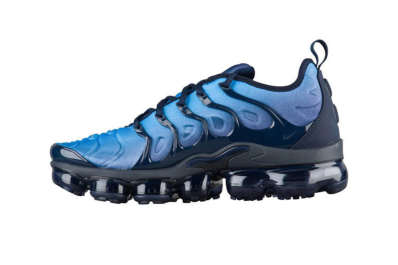 new products 4dcc1 ea712 Nike Air VaporMax Plus in Electric Blue | HYPEBEAST