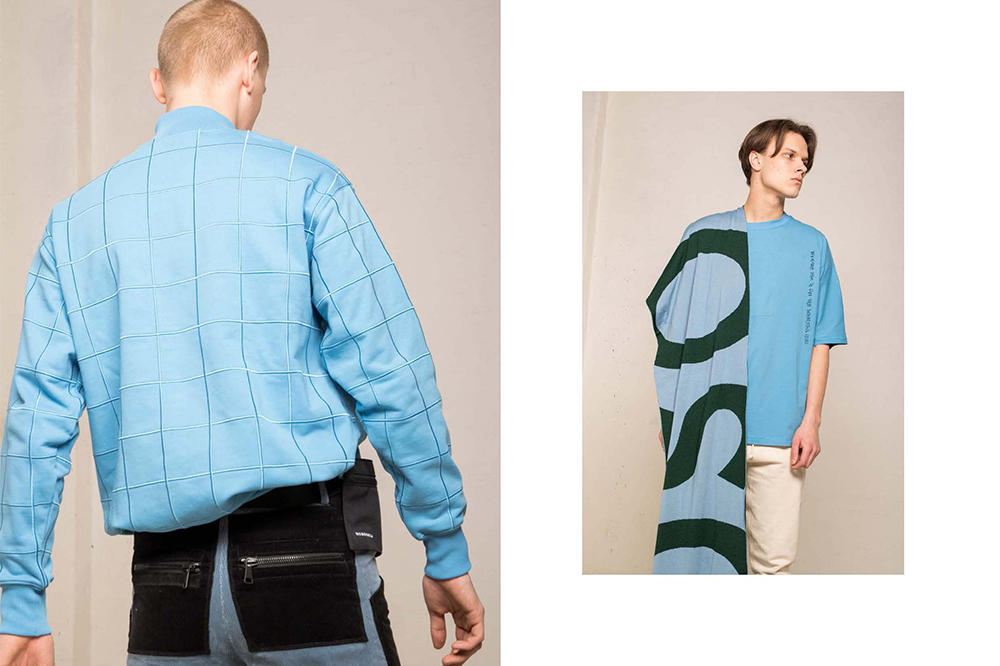 """NOSOMNIA Goes Sci-Fi for Its """"Leave My Mind Alone"""" Fall/Winter 2018 Collection"""