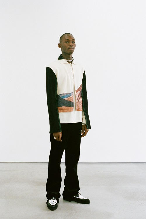 NOUNION 2018 Fall Winter lookbook