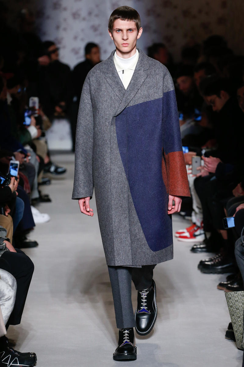 OAMC Fall/Winter 2018 Collection Runway Paris Fashion Week