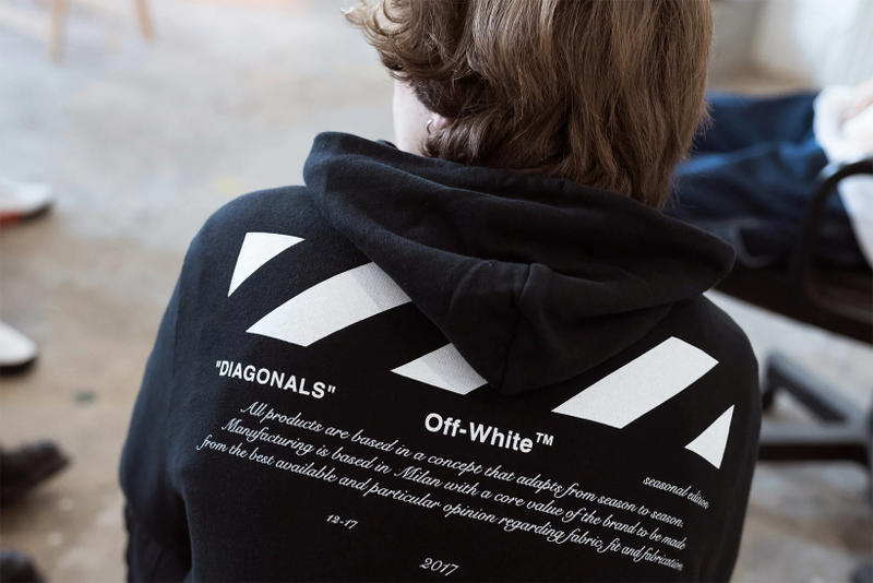 "Off-White Nike Soccer Virgil Abloh Affordable Cheaper Collection Line ""For All"" Sydney Hong Kong New York"