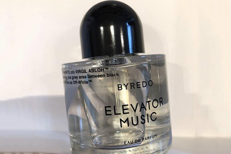 Off-White™ Byredo Sarah Andelman colette Fragrance Eau de Parfum Virgil Abloh