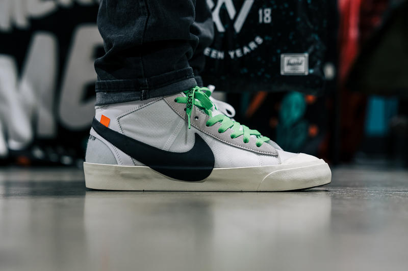 #OnFeet at Agenda Long Beach Winter 2018