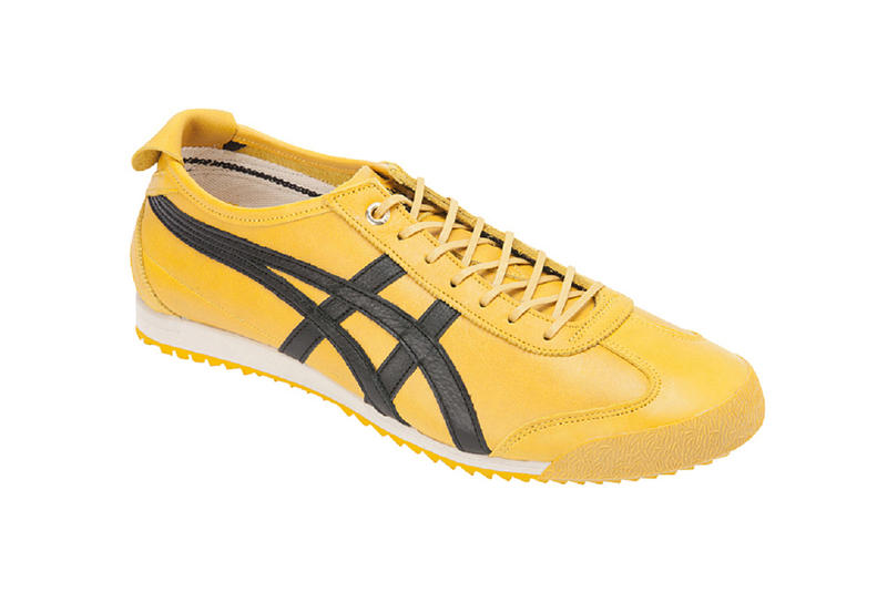 Onitsuka Tiger Mexico 66 SD Street Fighter V Arcade Edition 2018 January February Release Date Info Sneakers Shoes Footwear Chun Li Street Fighter Alpha