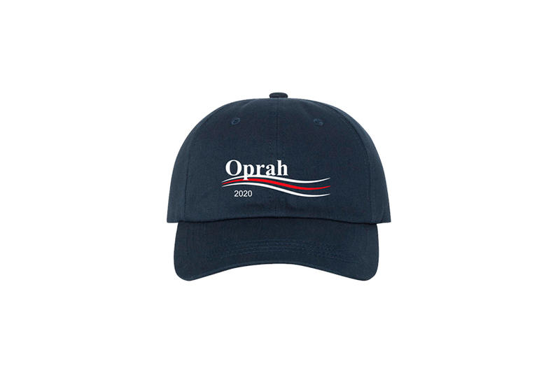 Oprah winfrey 2020 Presidential Merchandise Hoodies T-shirt mugs cups