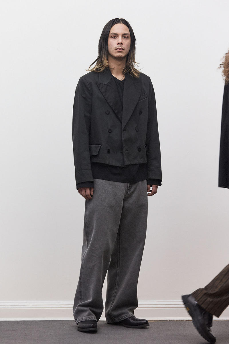 """Our Legacy Fall 2018 """"Circles"""" Collection Martine Rose Tailoring"""