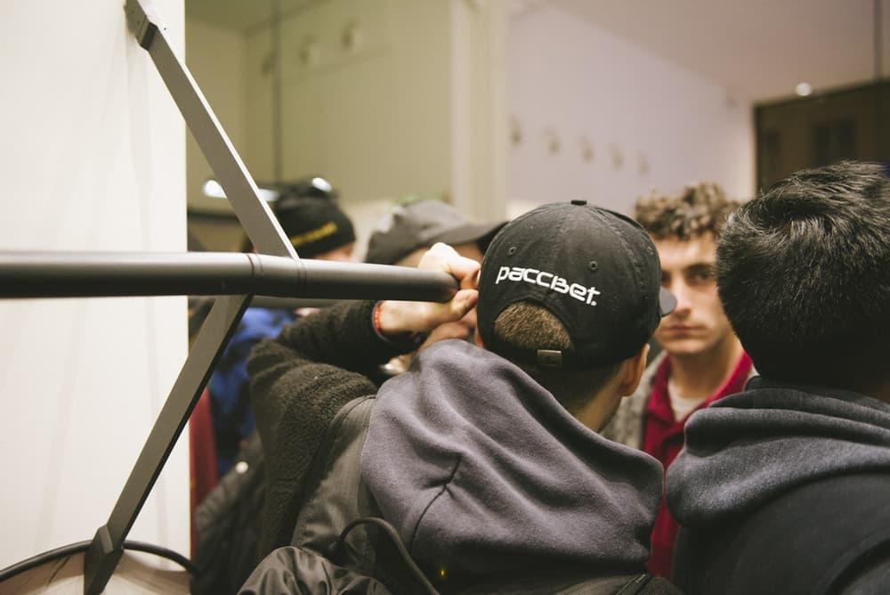 PACCBET Carhartt WIP Paris Release Recap Gosha Rubchinskiy 2018 France