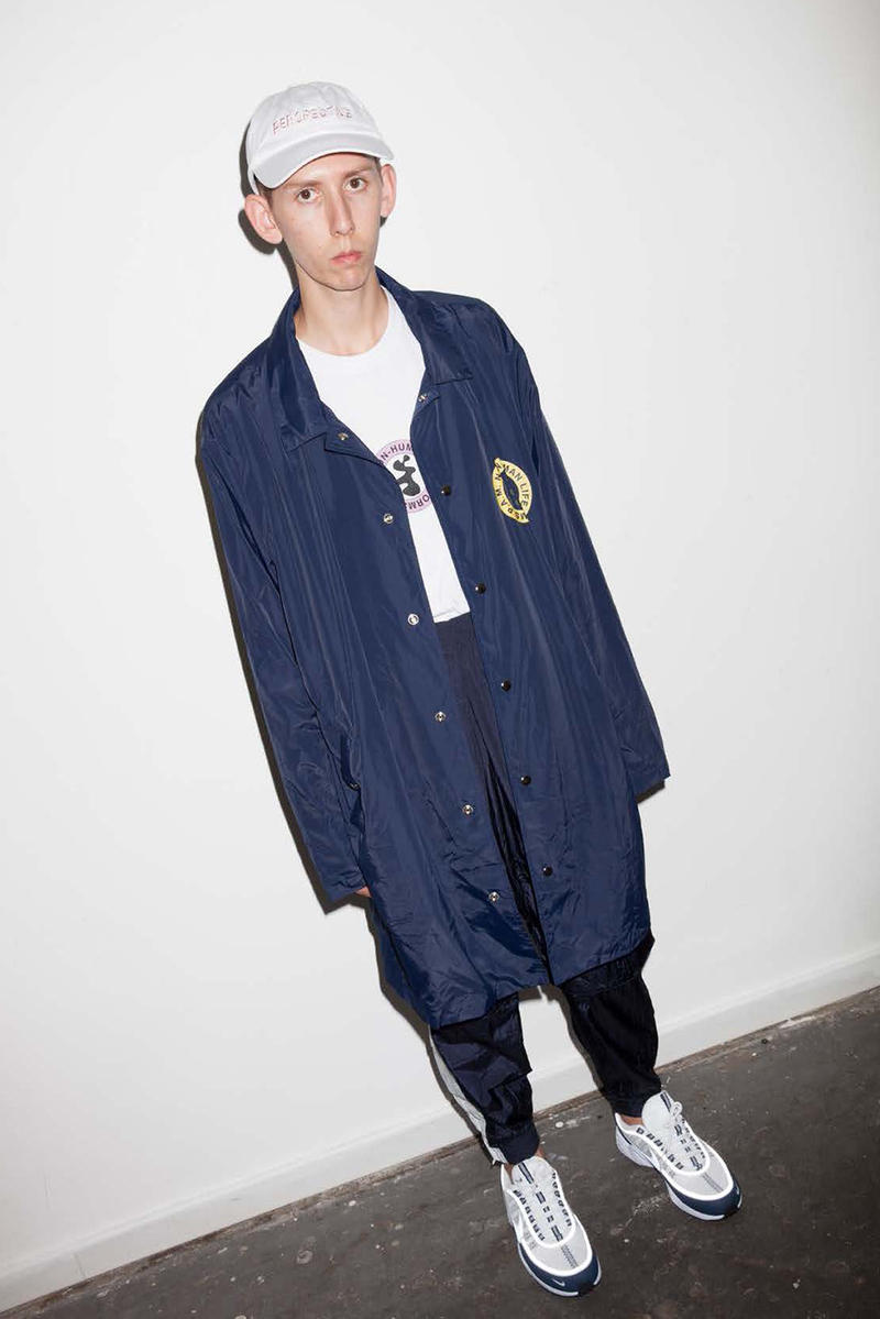 P.A.M. Spring Summer 2018 Collection Lookbook Perks & Mini PERSPECTIVE