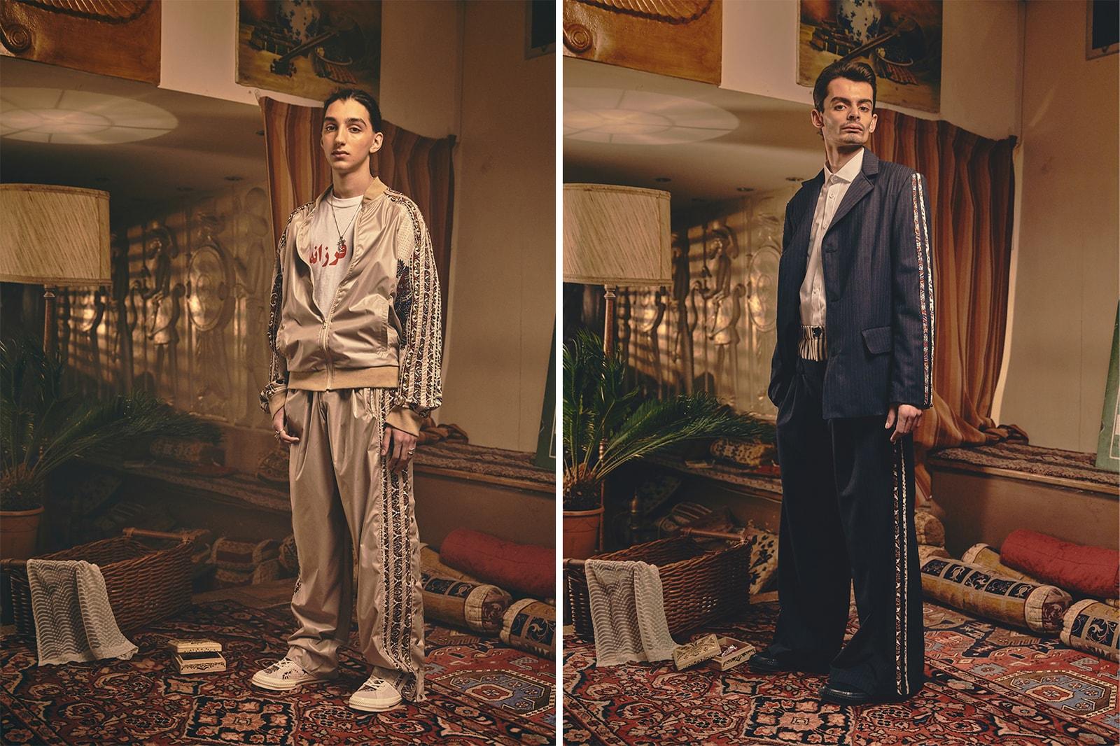 Best of London Fashion Week: Men's Fall/Winter 2018 Paria Farzaneh Charles Jeffrey LOVERBOY Craig Green Nicholas Daley Rottingdean Bazaar