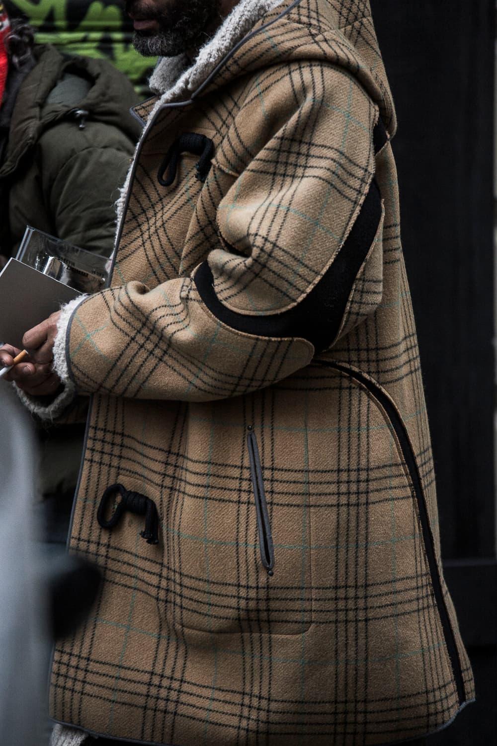 Paris Fashion Week Street Style FW18 Day 4 Bella Hadid Luka Sabbat