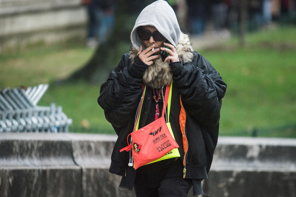 Paris Fashion Week Fall Winter 2018 Street Style Day 5