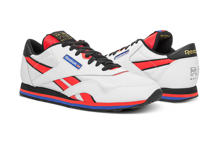 047dc2db831 P.E. Nation Goes Retro With Reebok Classic Nylon Pack