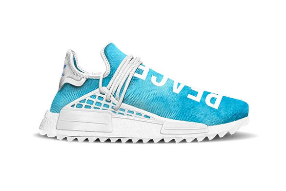 Pharrell x adidas Hu NMD Trail China Exclusive colorways first look release date