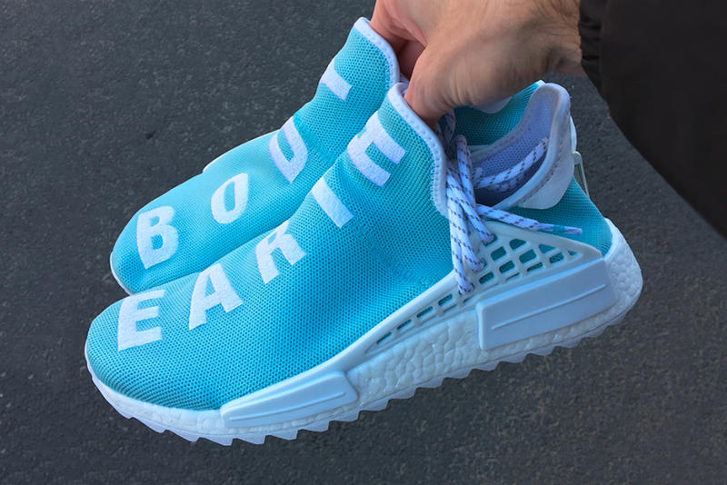 """062a4f3143f83 A First Look at the adidas Originals Pharrell Hu NMD """"Body   Earth"""""""