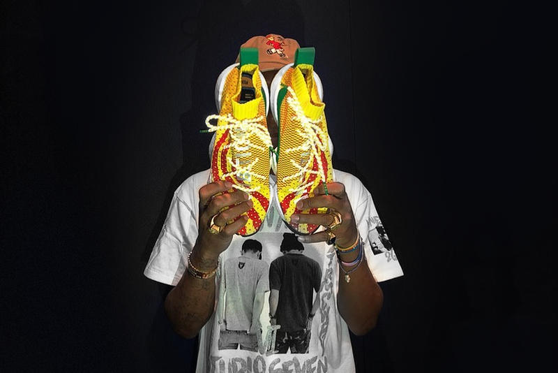 adidas originals BYW BOOST you wear pharrell williams tease 747 warehouse los angeles california 2018 february 16 17 drop release date info